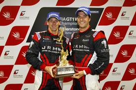 FIA GT: Aston Martin e Nissan vencem em Silverstone