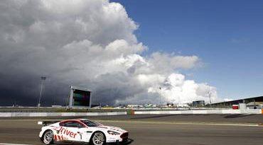 FIA GT: Darren Turner/ Tomas Enge vencem novamente em Nurburgring