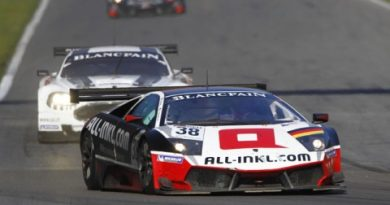 FIA GT: Em Zolder, Marc Basseng/ Markus Winkelhock vencem prova classificatória