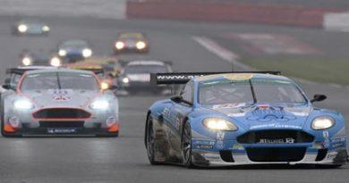 FIA GT: Dupla Karl Wendlinger/ Ryan Sharp vence em Silverstone