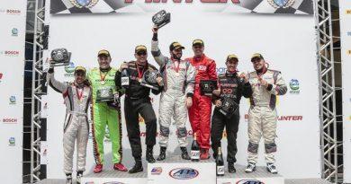Fórmula Inter: Carioca Gustavo Coelho vence a corrida de estreia da nova categoria