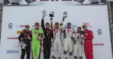 Fórmula Inter: Mineiro Marcelo Henriques vence de ponta a ponta
