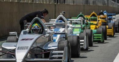 Fórmula Inter: Mineiro Marcelo Henriques conquista a primeira pole position da nova categoria
