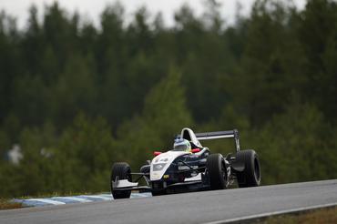 F-Renault Norte-Européia: Chuva atrapalha Sammarone durante classificatório em Zolder