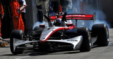 F-Nippon: Andre Lotterer e Kazuki Nakajima lideram campeonato