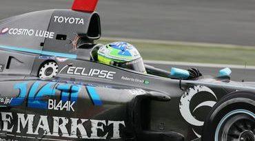 F-Nippon: Em Okayama, Streit enfrenta problemas com o carro e larga em 13º