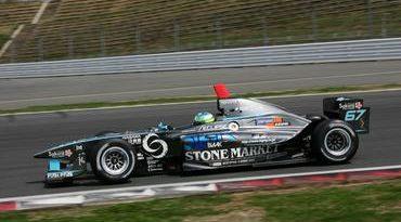 F-Nippon: Em Suzuka, Streit enfrenta problema com pneus e não tem bom desempenho na classificação