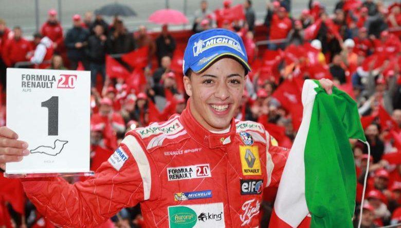 F-Renault Alps: Antonio Fuoco é o Campeão de 2013