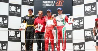 F-Renault Alps: Antonio Fuoco lidera após duas etapas