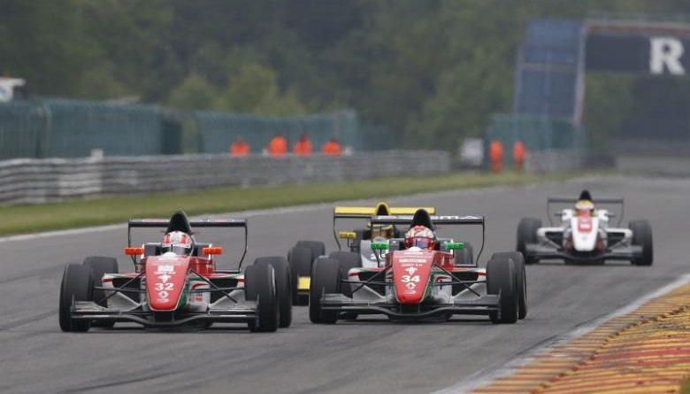 F-Renault Européia: Oliver Rowland e Luca Ghiotto vencem em Spa-Francorchamps