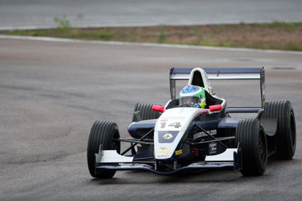 F-Renault Européia: Sammarone faz balanço positivo de sua primeira temporada