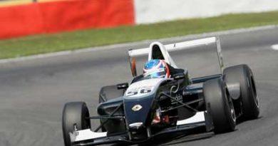 F-Renault Norte Européia: Pipo Derani tem dois dias de testes antes da terceira rodada