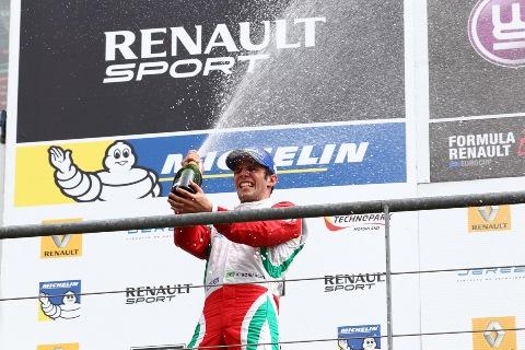 F-Renault Eurocup: Dennis Olsen e Bruno Bonifacio vencem em Spa-Francorchamps