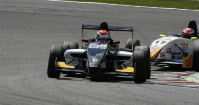 F-Renault Européia: César Ramos chega em 5º na Hungria