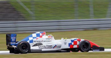 F-Renault NEC: Ben Barnicoat é o campeão de 2014