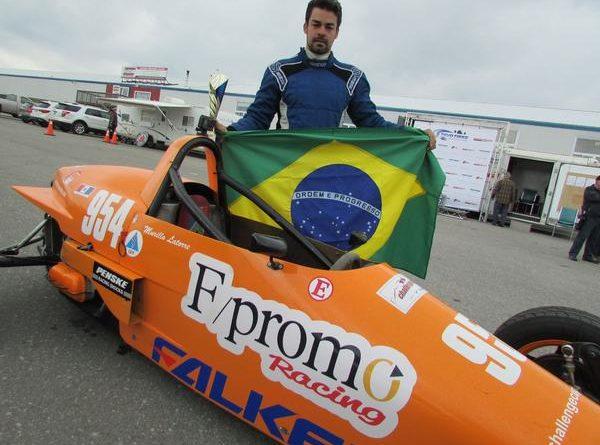 Fórmula Vee Challenge Cup Series: Líder, brasileiro que ampliar vantagem nos EUA