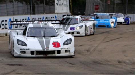 Grand-Am: Corvette faz a dobradinha em Detroit