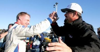 Grand-Am: David Donohue marca a pole-position em Daytona