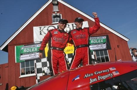 Grand-Am: dupla Jon Fogarty/ Alex Gurney vence no Virginia International Raceway