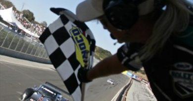 Grand-Am: dupla dupla Ryan Dalziel/ Henri Zobaib vence em Laguna Seca
