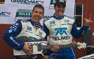 Grand-Am: Dupla Scott Pruett/ Memo Rojas vence a terceira consecutiva