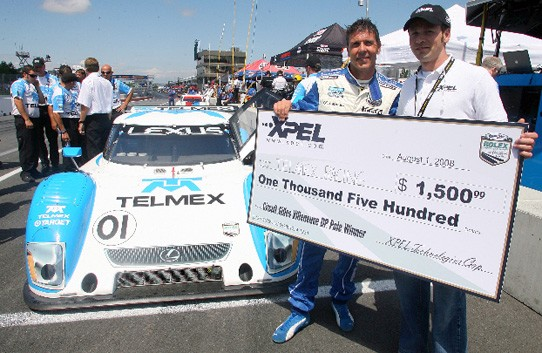 Grand-Am: Scott Pruett marca a pole-position no Canadá