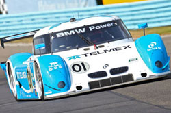 Grand-Am: Scott Pruett larga na pole em Watkins Glen