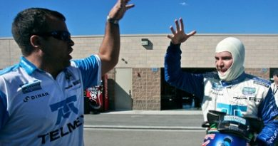 Grand-Am: Memo Rojas larga a pole em Utah
