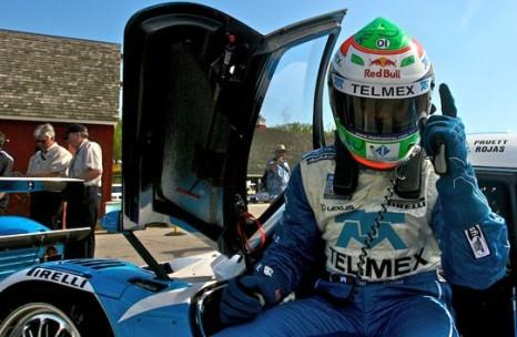 Grand-Am: Memo Rojas marca a pole-position no Virginia International Raceway