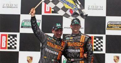 Grand-Am: Max Angelelli/Jordan Taylor vencem no Barber Motorsports Park