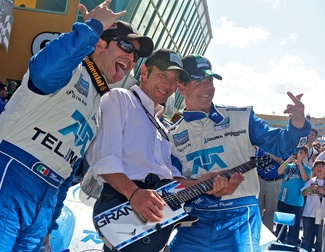 Grand-Am: Scott Pruett/ Memo Rojas vencem em Homestead