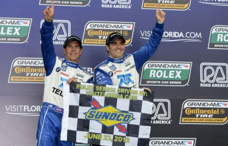 Grand-Am: Scott Pruett/Memo Rojas vencem em Road America