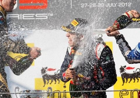 GP3 Series: Antonio Felix Da Costa vence as duas provas na Hungria