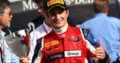 GP3: Mitch Evans vence em Barcelona