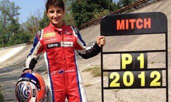 GP3 Series: Mitch Evans é o Campeão de 2012