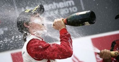 GP3: Esteban Gutierrez é o Campeão de 2010