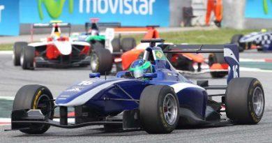 GP3: Alexander Rossi vence a segunda prova em Barcelona. Lucas Foresti é 2º