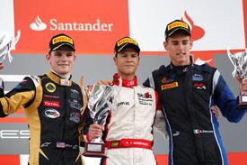 GP3 Series: Patrick Niederhauser e Mitch Evans vencem na Alemanha