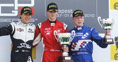 GP3: Nico Muller e Alexander Rossi vencem na Hungria