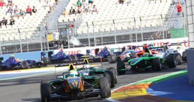 GP3 Series: Adrian Quaife-Hobbs e James Calado vencem em Valência