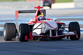 GP3: Mark Webber testa carro em Paul Ricard