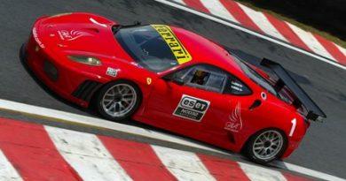 GP Cidade de São Paulo: Ferrari de Chico Serra larga na pole