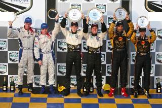 Grand-Am: Na volta à Grand-Am, Christian Fittipaldi conquista 2a colocação