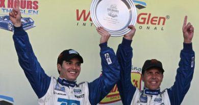 Grand-Am: Dupla Scott Pruett/ Memo Rojas vence em Watkins Glen