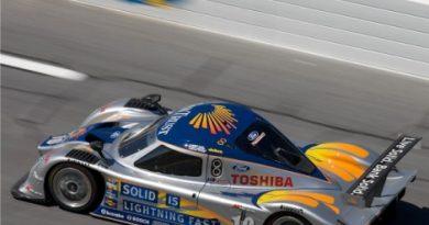 Grand-Am: Max Angelelli marca a pole para as 24 Horas de Daytona