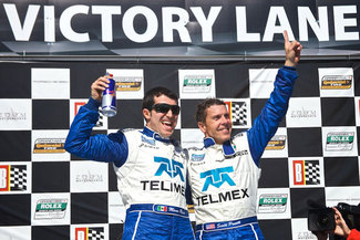 Grand-Am: Scott Pruett/ Memo Rojas vencem no Barber Motorsports Park