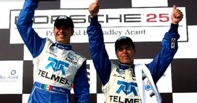 Grand-Am: Dupla Scott Pruett/ Memo Rojas vence mais uma no ano