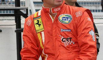 GT3 Européia: Ricci satisfeito com a sua primeira atuação
