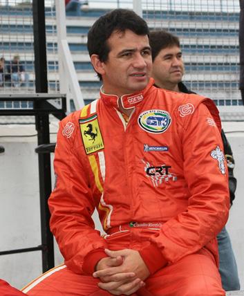 GT3 Brasil: Ricci participa dos testes da GT3 na Europa