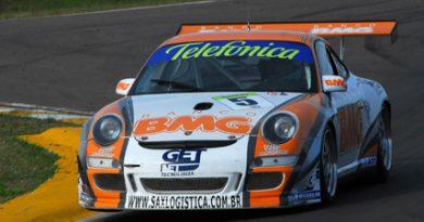 GT3 Brasil: Valdeno Brito faz história e crava primeira pole position para a Porsche